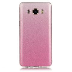Mert Samsung Galaxy tok Minta Case Hátlap Case Színátmenet Puha TPU SamsungJ7 (2016) / J7 / J5 (2016) / J5 / J3 / J1 (2016) / Grand Prime