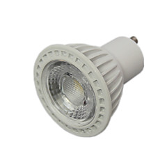 5w GU10 LED Spotlight MR16 4 SMD 400 lm Warm White / Cool White Decorative AC 220-240 V 1 pcs