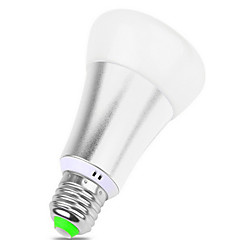 10W Colorful Remote Control RGBW Bulb The Speed Can Be Adjusted Three Sections Dimming LED Bulb Lamp