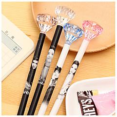 Diamond Head Neutral Pen(12PCS)
