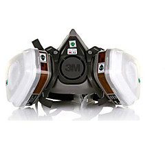 barva ve spreji plynová maska 7 kusů velikost oblek m