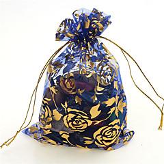 Jewelry Bags Nylon 1pc Yellow / Red / Purple/white
