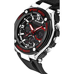 Herren Sportuhr / Militäruhr / Smart Uhr / Modeuhr / Armbanduhr digital / Japanischer QuartzLED / Chronograph / Wasserdicht / Duale