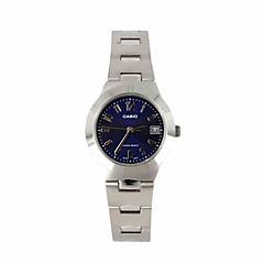 Women's Dress Watch Fashion Watch Quartz / Stainless Steel Band Casual Silver Strap Watch