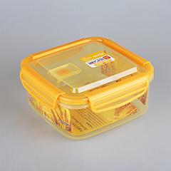 amigable contenedor de alimentos de cereales hermético eco