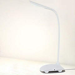 모던/현대 - 데스크 램프 - LED / 충전가능 - 플라스틱