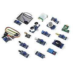 eicoosi 16 i en sensor modul kit til hindbær pi 3b / 2b / b