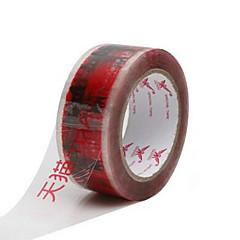 två röda Tmall jords band per förpackning