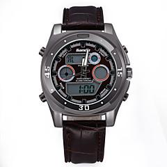 Watch Men Waterproof Fashion Casual Quartz Watch Digital Analog Military Multifunctional Men's Sports Watches