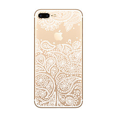 Tadpoles Grass Pattern Creative LOGO Environmental TPU Material Phone Case for iPhone 7 7plus 6S 6plus SE 5S 5G
