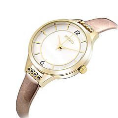 KEZZI Damskie Modny Zegarek na nadgarstek Na codzień / Kwarcowy Skóra Pasmo Nowoczesne Na co dzień EleganckiCzarny Niebieski Brązowy