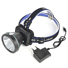 Oświetlenie Czołówki / Pasy reflektorów / światła bezpieczeństwa LED 2000 Lumenów 1 Tryb Cree XP-G R5 18650 Anglehead / Superlekkie