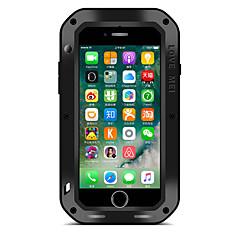 Για Νερού / Dirt / Shock Απόδειξη tok Πλήρης κάλυψη tok Μονόχρωμη Σκληρή Μεταλλικό AppleiPhone 7 Plus / iPhone 7 / iPhone 6s Plus/6 Plus