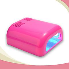 36W ネイルドライヤー UVランプ LEDランプ ネイルポリッシュUVジェル