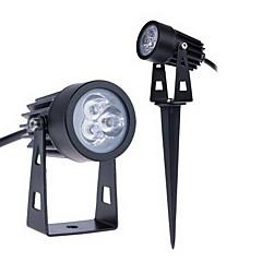 9W mini LED spot oversvømmelse lys udendørs have græsplæne landskaber sti værftet lampe pærer