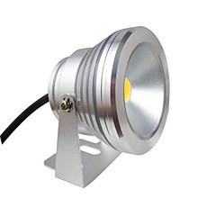 Dc12v ip67 impermeabilizan las luces subacuáticas impermeables al aire libre teledirigidas de la lámpara subacuática del rgb 10w 1pc