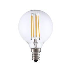 E12 LED Glühlampen G16.5 4 COB 350 lm Warmes Weiß Dimmbar V 1 Stück