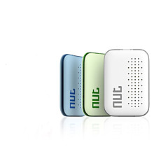 Nut Mini 3 Smart Finder for Kids Pet Key Anti Lost Bluetooth Tag Locator GPS Tracker(3pcs)