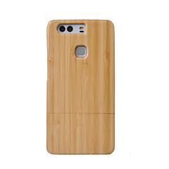 Cornmi voor huawei p9 plus p9 houten bamboe cover hoesje mobiele telefoon houten houderende shell bescherming