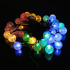 2M Warm/Blue/Yellow/Cool White 20-LED  String Light(12V)