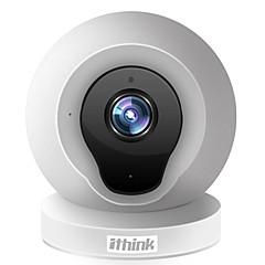 ithink® q2 langaton IP-kamera itkuhälytin 720p HD P2P videovalvonta hämäränäön liikkeentunnistus