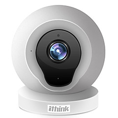 ithink® Q2 bezprzewodowych kamer IP monitoring niania wideo 720p HD p2p noktowizor detekcja ruchu