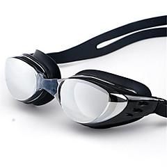 Wysokie wyraźnie okulary gogle box dorosłych poszycia powłoka anty-fog okulary pływackie wodoodporne i UV