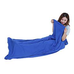 Sleeping Bag Liner Hálózsák Egyszemélyes 10 PehelyX100 Kemping Utazás OtthoniJól szellőző Vízálló Hordozható Szélbiztos Összecsukható