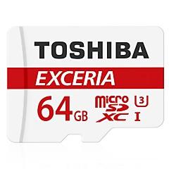 Toshiba 64Gt Micro SD-kortti TF-kortti muistikortti UHS-I U3 Class10