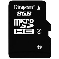 Kingston 8GB Micro SD-kort TF-kort minneskort class4
