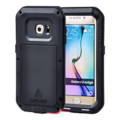 LOVE MEI®Aluminum Waterproof Shockproof Case for Samsung Galaxy S6 edge