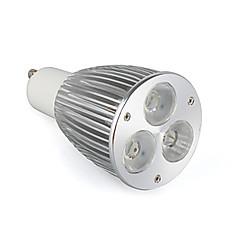 GU10 9w llevó el proyector 3 poder más elevado llevó 900 lm caliente MR16 blanco de la CA 85-265 V