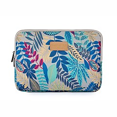 14.1 15.6 Inch Gray Forest Waterproof Shockproof Notebook Bag For Macbook/Dell/HP/Sony/Surface  etc
