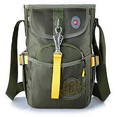 20 L 슬링 & 메신저 백 어깨에 매는 가방 백패킹 배낭 레저 스포츠 방수 통기성 충격방지 나일론
