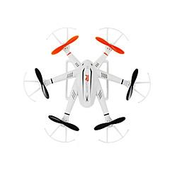 Drone FQ777 4 Canaux 6 Axes 2.4G Quadri rotor RC Mode Sans Tête Vol Rotatif De 360 Degrés Station au SolQuadri rotor RC Télécommande 1