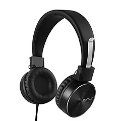 Producto neutro GS-782 Cascos(cinta)ForReproductor Media/Tablet / Teléfono Móvil / ComputadorWithCon Micrófono / DJ / Control de volumen