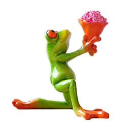 Vorführmodell Neuheit Frosch Silikon Grün