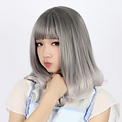 Söpö Lolita Color Gradient Lolita Peruukit 40cm CM Cosplay-Peruukit Peruukki Käyttötarkoitus