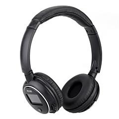 SOYTO HD380 해드폰 (헤드밴드)For미디어 플레이어/태블릿 모바일폰With마이크 포함 게임 스포츠 소음제거 블루투스