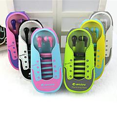 SOYTO xiedai Ecouteurs Boutons (Semi Intra-Auriculaires)ForLecteur multimédia/Tablette Téléphone portable OrdinateursWithAvec Microphone