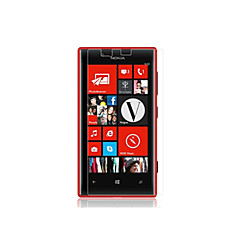 High Transparency HD LCD Screen Protector for Nokia Lumia 720 (3 Pieces)