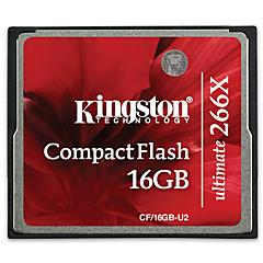 Kingston 16GB Compact Flash CF Card memory card Ultimate 266x