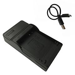 캐논 파워의 g7xii의 g7x의 g5x의 g9x의 sx720의 HS에 대한 13리터 마이크로의 USB 모바일 카메라 배터리 충전기 NB-13리터