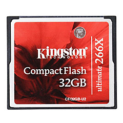Kingston 32 GB Compact Flash  karty CF karta pamięci Ultimate 266x