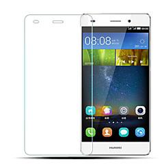 de nieuwe hd drie anti gehard glas film voor Huawei p8 lite
