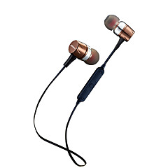 中性生成物 F16 イヤバッド(イン・イヤ式)Forメディアプレーヤー/タブレット 携帯電話 コンピュータWithマイク付き DJ ボリュームコントロール FMラジオ ゲーム スポーツ ノイズキャンセ Hi-Fi 監視 Bluetooth