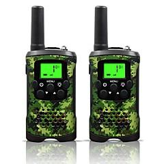 armygreen és terepmintás gyerekeknek walkie talkie 22 csatorna és (akár 10km nyílt terepen) armygreen és terepmintás walkie talkie