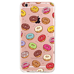 Na Wzór Kılıf Etui na tył Kılıf Owoc Miękkie TPU na Apple iPhone 7 Plus iPhone 7 iPhone 6s Plus/6 Plus iPhone 6s/6 iPhone SE/5s/5