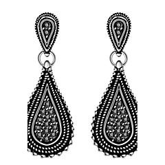 Drop Earrings Jewelry Women Daily Casual Alloy 1 pair Bronze