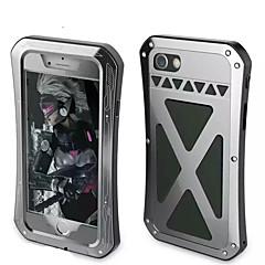 Varten Iskunkestävä Etui Kokonaan peittävä Etui Panssari Kova Metalli varten Apple iPhone 7